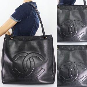 💎✨XXL✨💎 CHANEL Shoulder Tote Bag